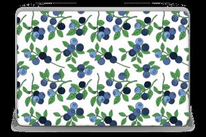 Blueberries everywhere ! Skin Laptop 15.6