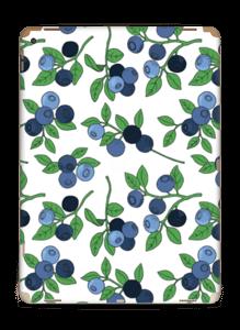 Blueberries everywhere ! Skin IPad Pro 12.9