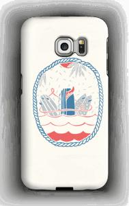 Surf kuoret Galaxy S6 Edge