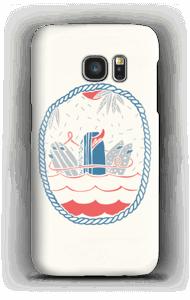 Surf kuoret Galaxy S7
