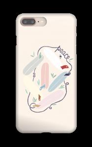 Peace & Surf Coque  IPhone 8 Plus