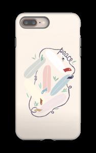 Peace & Surf Coque  IPhone 8 Plus tough