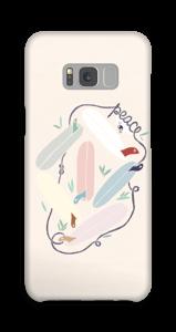 Peace & Surf Coque  Galaxy S8 Plus