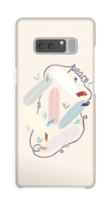 Peace & Surf Coque  Galaxy Note8