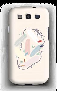 Peace & Surf Coque  Galaxy S3