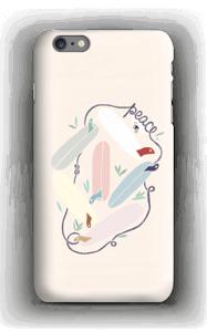 Peace & Surf Coque  IPhone 6s Plus
