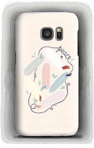 Peace & Surf Coque  Galaxy S7