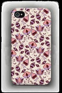Kukkaketo kuoret IPhone 4/4s