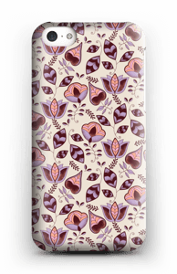 Lilac Wine case IPhone 5c