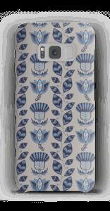 Blue Mood case Galaxy S8