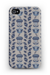 Blue Mood case IPhone 4/4s