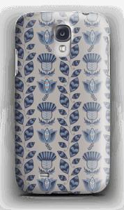 Blue Mood case Galaxy S4