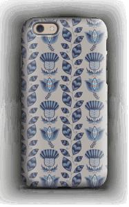 Blue Mood case IPhone 6 tough