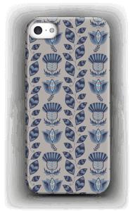 Blue Mood case IPhone SE