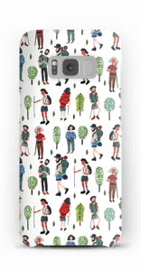 Hikers case Galaxy S8