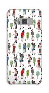 Hikers case Galaxy S8 Plus