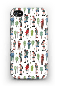 Hikers case IPhone 4/4s