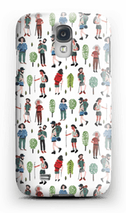 Hikers case Galaxy S4
