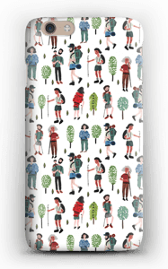 Hikers case IPhone 6