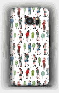 Vaeltajat kuoret Galaxy S7