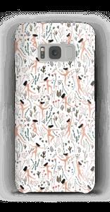 Flyvende kvinner i naturen deksel Galaxy S8