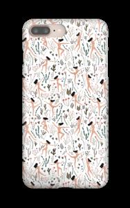 Femmes des bois Coque  IPhone 8 Plus