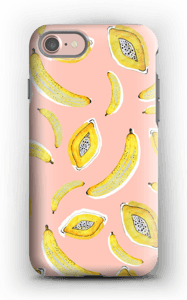 Pink Banana love case IPhone 7 tough