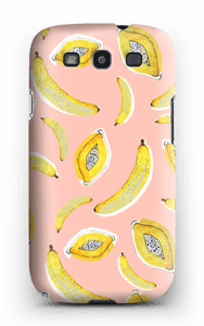 Pink Banana love deksel Galaxy S3