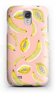 Pink Banana love case Galaxy S4