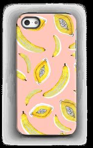 Banaani ja papaya kuoret IPhone 5/5s tough