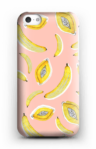Pink Banana love case IPhone 5c