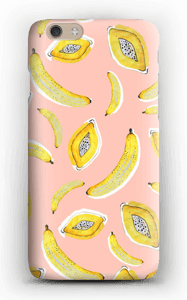 Yellow fruit case IPhone 6