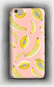 Banaani ja papaya kuoret IPhone 6 Plus