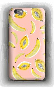 Banaani ja papaya kuoret IPhone 6s Plus