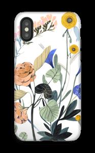 Kevätaika kuoret IPhone X tough