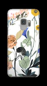 Frühlingszeit Handyhülle Galaxy S9