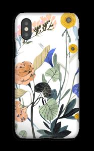 Springtime deksel IPhone XS