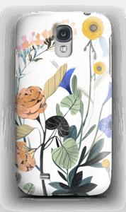 Springtime case Galaxy S4