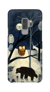 Midnight deksel Galaxy S9 Plus
