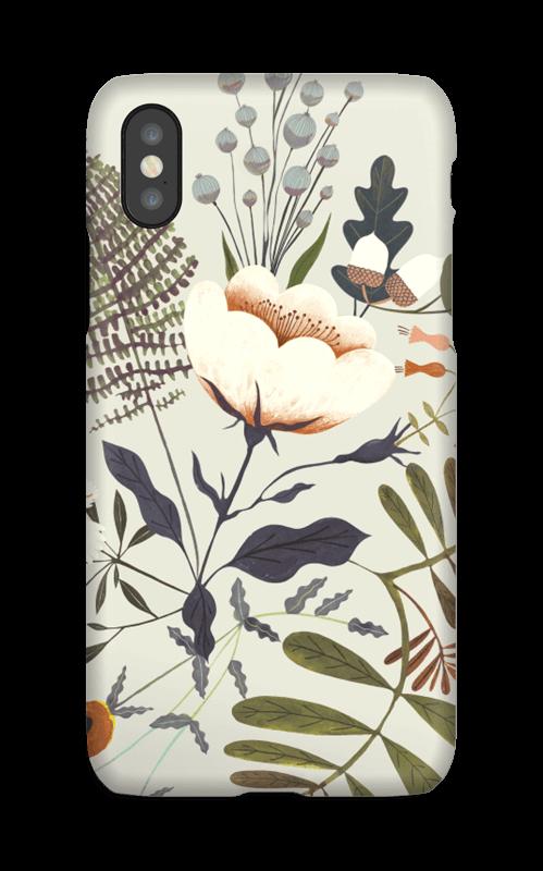 Flora deksel IPhone X