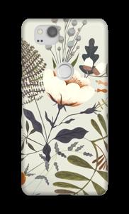Flora hoesje Pixel 2