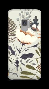Flora hoesje Galaxy S9