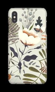 Flora hoesje IPhone XS Max