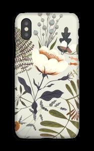Flora deksel IPhone XS