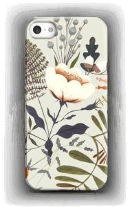 Flora hoesje IPhone SE