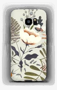 Flora hoesje Galaxy S7 Edge