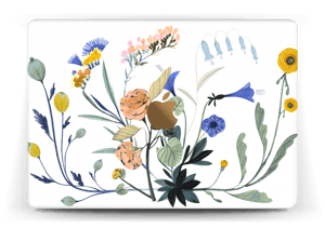 Springtime Skin MacBook 12""