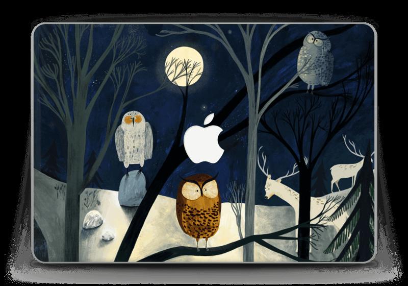 "Midnight Skin MacBook Pro Retina 13"" 2015"
