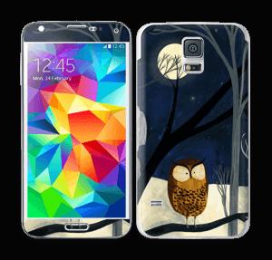 Midnight Skin Galaxy S5