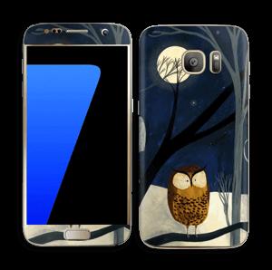 Midnight Skin Galaxy S7